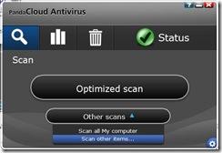 ซ่อมคอมพิวเตอร์เกาะสมุย panda cloud Antivirus5