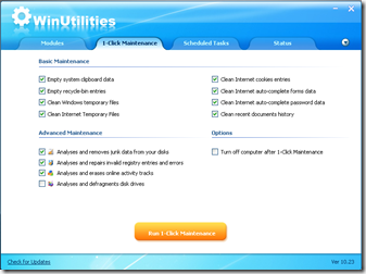 รูป winutilities